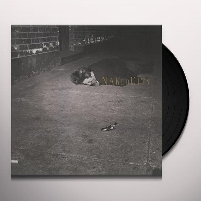 John Zorn NAKED CITY Vinyl Record