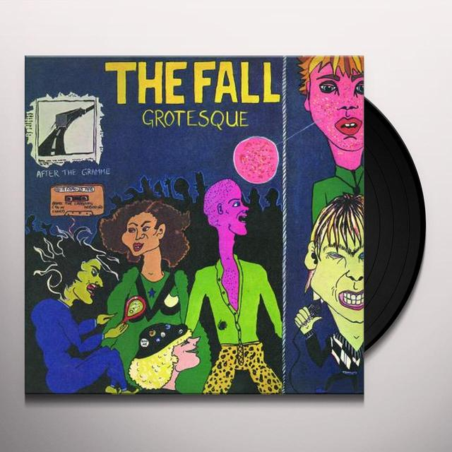 Fall GROTESQUE (AFTER THE GRAMME) Vinyl Record