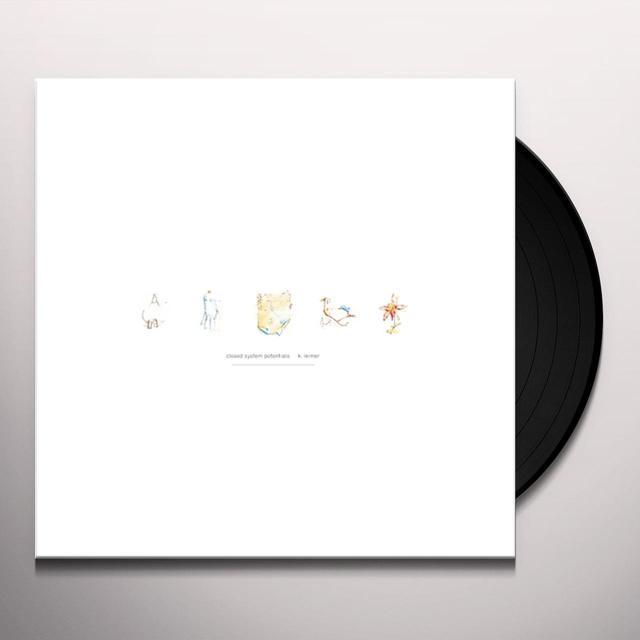 K. Leimer CLOSED SYSTEM POTENTIALS Vinyl Record