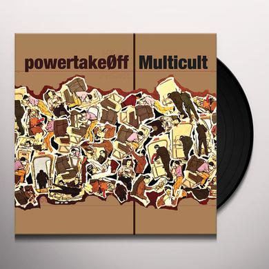 MULTICULT / POWER TAKE OFF SPLIT Vinyl Record