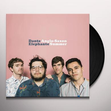Dante Elephante ANGLO-SAXON SUMMER Vinyl Record