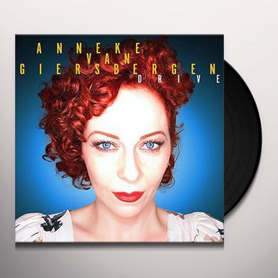 Anneke Van Giersbergen DRIVE Vinyl Record