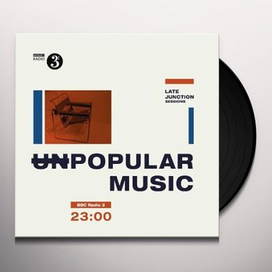 BBC LATE JUNCTION SESSIONS: UNPOPULAR MUSIC / VAR Vinyl Record