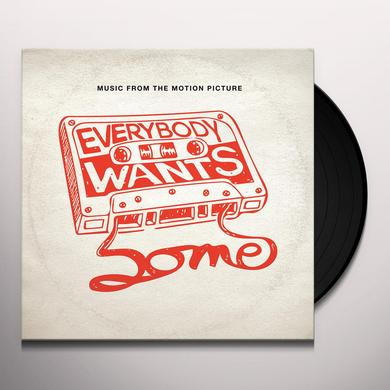 EVERYBODY WANTS SOME / O.S.T. Vinyl Record