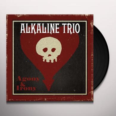 Alkaline Trio AGONY & IRONY Vinyl Record