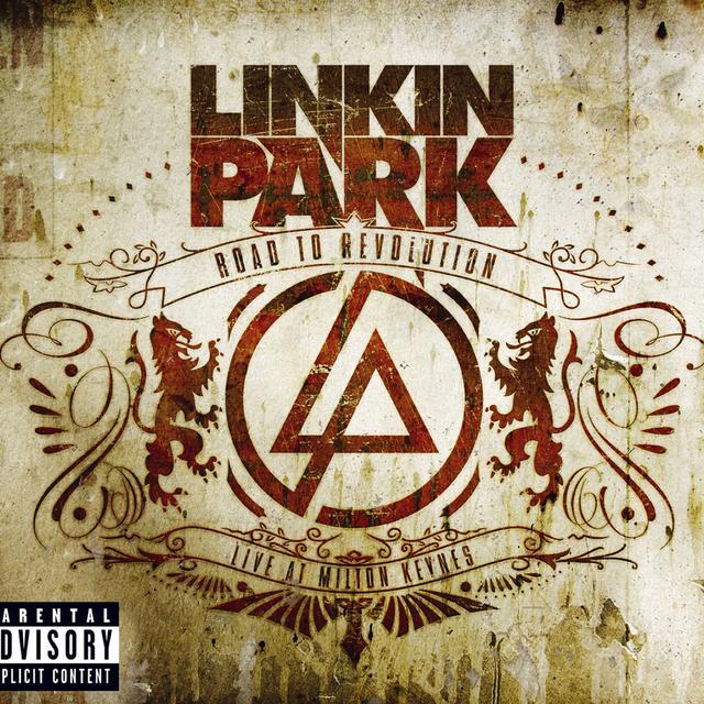 Linkin Park ROAD TO REVOLUTION: LIVE AT MILTON KEYNES Vinyl Record
