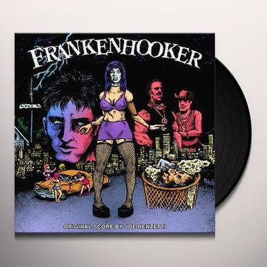 Joe Renzetti BASKET CASE 2 / FRANKENHOOKER / O.S.T. Vinyl Record - Limited Edition