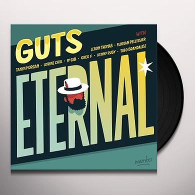 Guts ETERNAL Vinyl Record - Gatefold Sleeve, 180 Gram Pressing, Digital Download Included