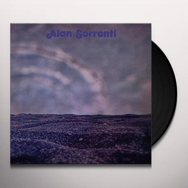 Alan Sorrenti COME UN CECCHIO INCENSIERE ALL'ALBA DI UN VILLAGGI Vinyl Record