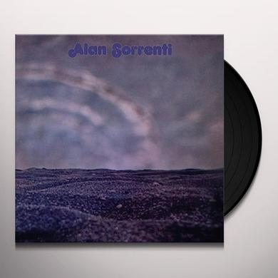 Alan Sorrenti COME UN CECCHIO INCENSIERE ALL'ALBA DI UN VILLAGGI Vinyl Record