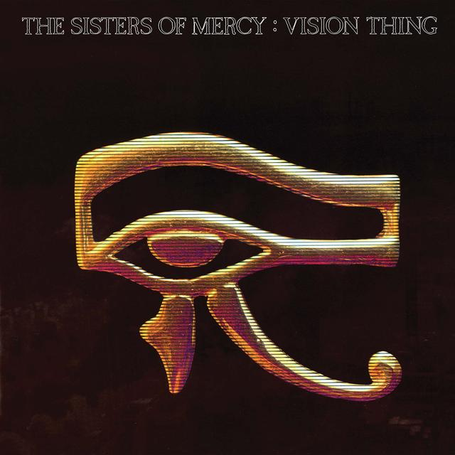 Sisters Of Mercy VISION THING ERA (BOX) Vinyl Record