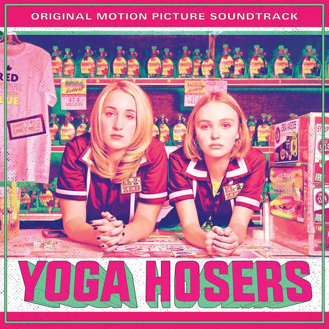 YOGA HOSERS SOUNDTRACK / VARIOUS Vinyl Record