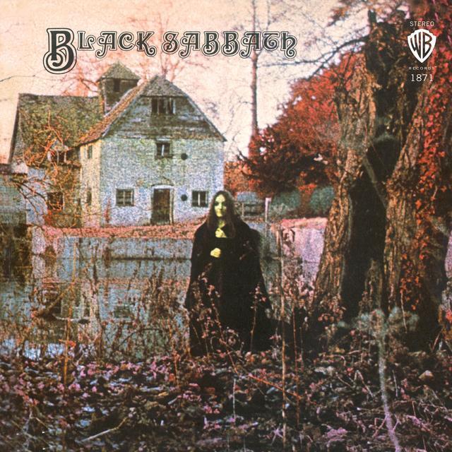 BLACK SABBATH Vinyl Record - Colored Vinyl, Limited Edition, 180 Gram Pressing, Red Vinyl