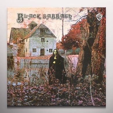 BLACK SABBATH Vinyl Record - Colored Vinyl, Limited Edition, 180 Gram Pressing, Red Vinyl