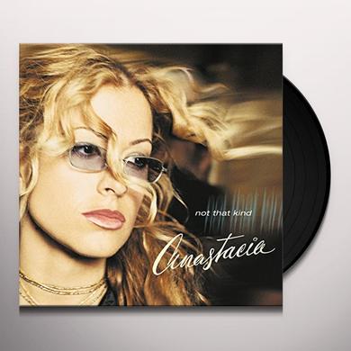 Anastacia NOT THAT KIND Vinyl Record - Holland Import