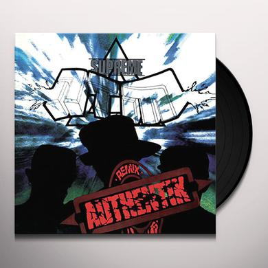 Supreme Ntm AUTHENTIK REMIX Vinyl Record