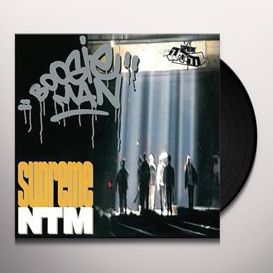 Supreme Ntm BOOGIE MAN Vinyl Record