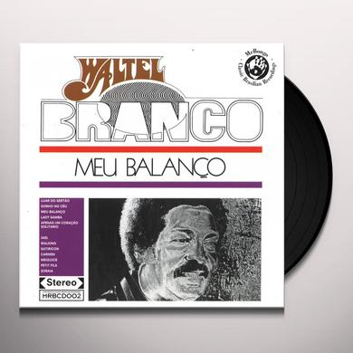 Waltel Branco MEU BALANCO Vinyl Record