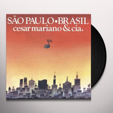 Cesar Mariano / Cia SAO PAULO - BRASIL Vinyl Record - Brazil Import