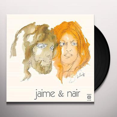 JAIME & NAIR Vinyl Record