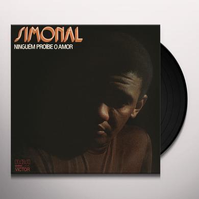 Wilson Simonal NINGUEM PROIBE O AMOR Vinyl Record