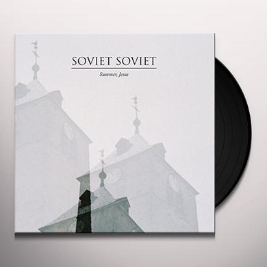 Soviet Soviet SUMMER JESUS Vinyl Record
