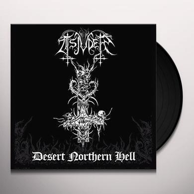 Tsjuder DESERT NORTHERN HELL Vinyl Record - Canada Import
