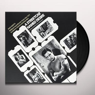 Alex North STREETCAR NAMED DESIRE (CLEAR VINYL) / O.S.T. Vinyl Record