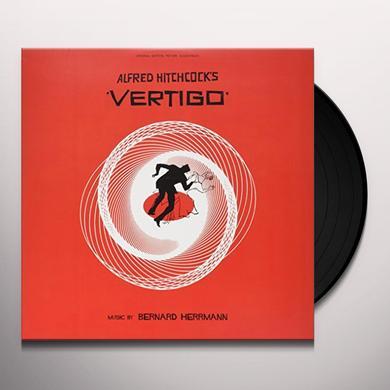 Bernard Herrmann VERTIGO / O.S.T. Vinyl Record - UK Import