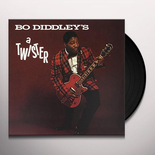 Bo Diddley IS A TWISTER Vinyl Record - UK Import