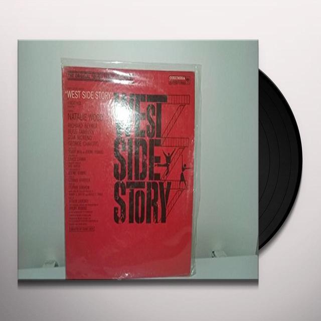 Elmer Bernstein WEST SIDE STORY / O.S.T. Vinyl Record - UK Import
