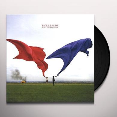 Biffy Clyro ONLY REVOLUTIONS (HK) Vinyl Record