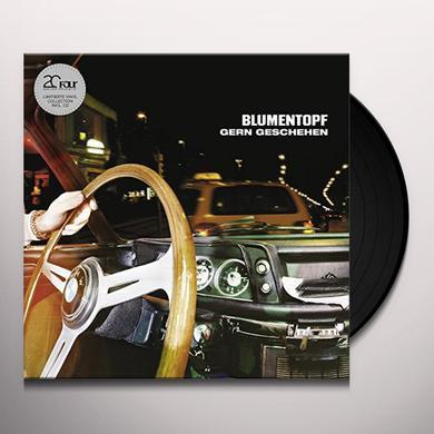 BLUMENTOPF GERN GESCHEHEN Vinyl Record
