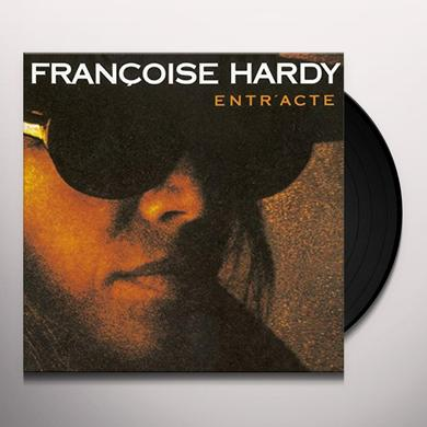Françoise Hardy ENTR'ACTE (HK) Vinyl Record