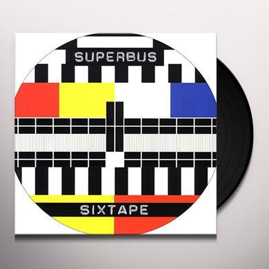 Superbus SIXTAPE Vinyl Record