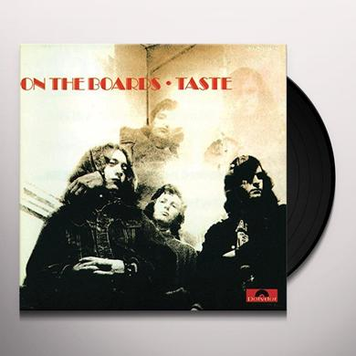 Taste ON THE BOARDS (HK) Vinyl Record