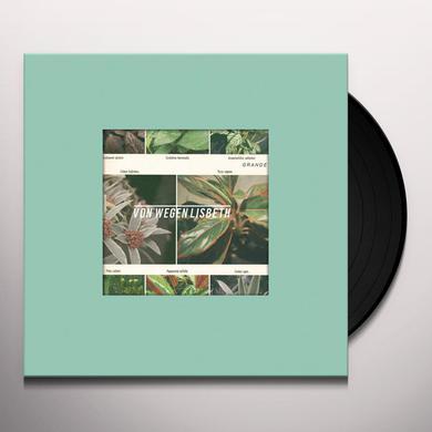 Lisbeth Von Wegen GRANDE Vinyl Record
