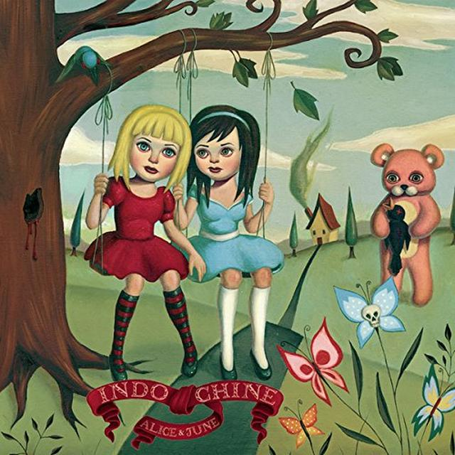 Indochine ALICE & JUNE (FRA) Vinyl Record