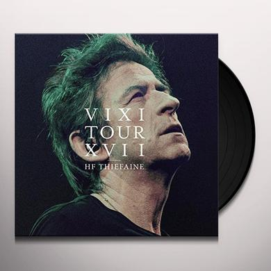 Hubert Felix Thiefaine VIXI TOUR XVII (FRA) Vinyl Record