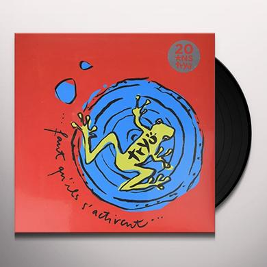 Tryo  FAUT QU'ILS S'ACTIVENT Vinyl Record