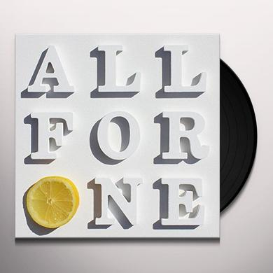 Stone Roses ALL FOR ONE Vinyl Record