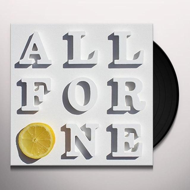 Stone Roses ALL FOR ONE Vinyl Record - 10 Inch Single, UK Import