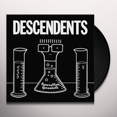 Descendents HYPERCAFFIUM SPAZZINATE Vinyl Record - UK Import