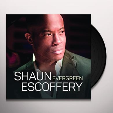 Shaun Escoffery EVERGREEN Vinyl Record - UK Import