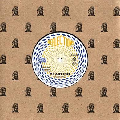 Time Unlimied / Lee Perry REACTIONS / VERSION Vinyl Record