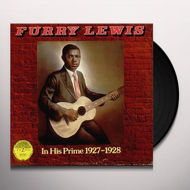 Furry Lewis IN HIS PRIME 1927-1928 Vinyl Record - 180 Gram Pressing