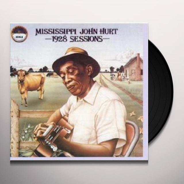Mississippi John Hurt 1928 SESSIONS Vinyl Record