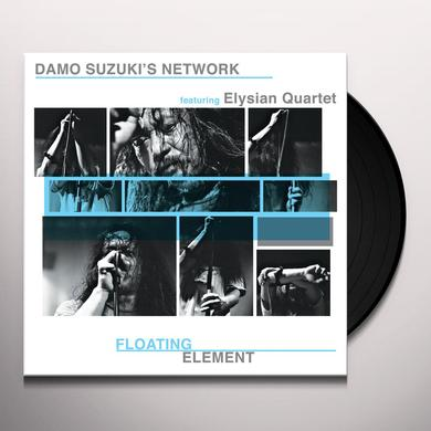 Damo Network Suzuki / Elysian Quartet FLOATING ELEMENT Vinyl Record