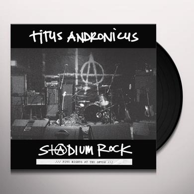 Titus Andronicus S+@DIUM ROCK: FIVE NIGHTS AT THE OPERA Vinyl Record