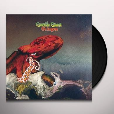 Gentle Giant OCTOPUS Vinyl Record - UK Import